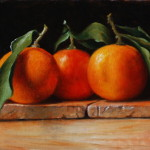Trei portocale