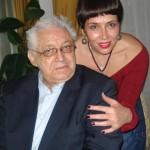 """Ana Barton în dialog cu Nicolae Breban – """"Misterele cărţilor mari rămân între pagini"""" – I"""