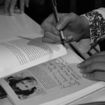 Anastasia autograf