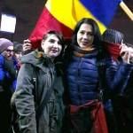 Fata din Colectiv și steagul scoțian al României