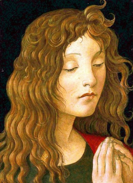 Sf. Ioan de Sandro Botticelli