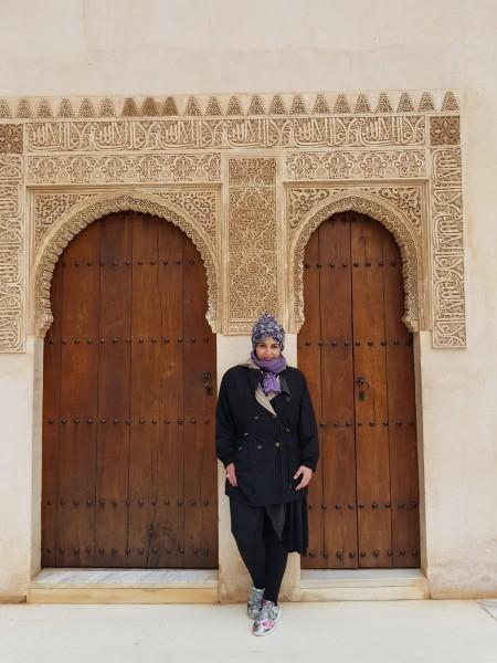 Ana de Alhambra