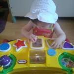 Gărgăriță cu pălărie